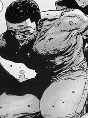 Tyreese Comic, 1