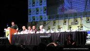 (1 of 3) The Walking Dead, San Diego Comic Con 2012