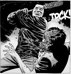 Glenn's death