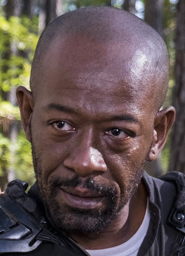 what happened to morgans son on the walking dead