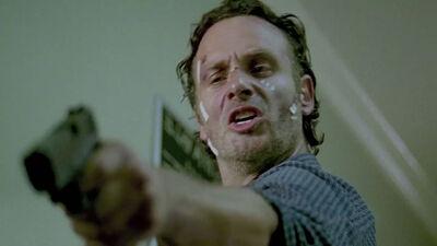 Rick Grimes Season 6