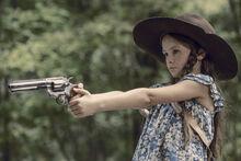 TWD Judith Gun