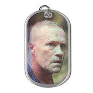 The Walking Dead - Dog Tag (Season 2) - MERLE DIXON 11 (Foil Version)