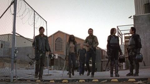 (SPOILERS) A Look Ahead Inside The Walking Dead
