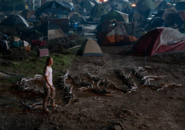 FTWD 204 Nick Campsite Sign