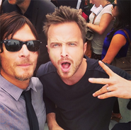 Reedus and Paul