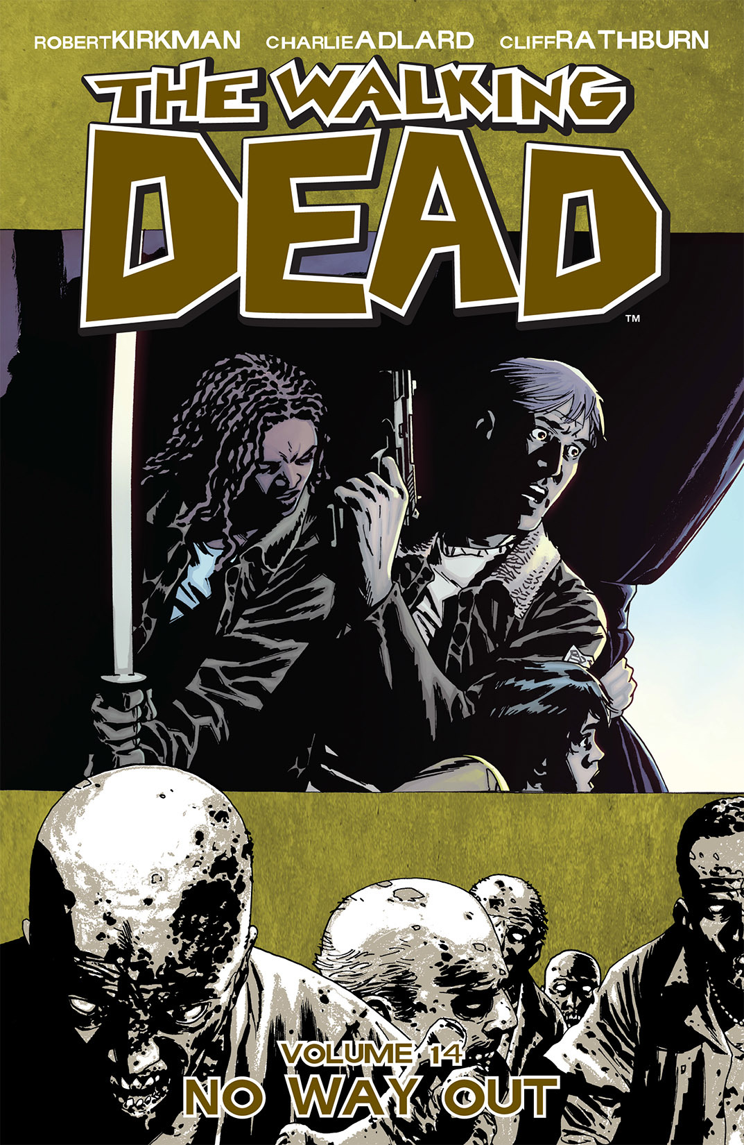 The Walking Dead Volume 14 - No Way Out
