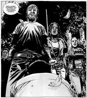 Cris Rick Michonne Andrea Gabriel 65x23