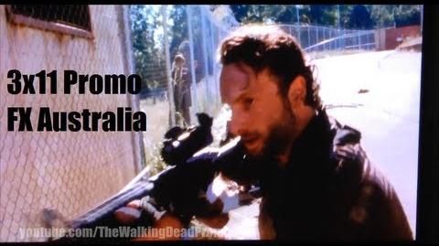 "*NEW FOOTAGE* The Walking Dead - Promo - 3x11 ""I Ain't A Judas"" - FX Australia"