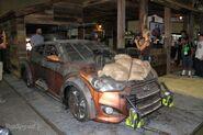 2013 Hyundai Veloster Zombie Survival Machine 2