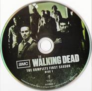 Disc 1 (season 1)