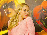 Emily Kinney so cute marvel spider man
