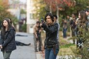 Maggie Rhee Enid Paul Rovia and Others 7x16