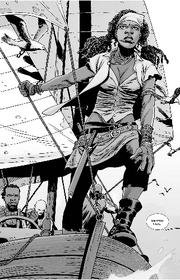 Michonne 139x15