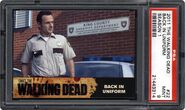 Trading Cards Season One - 22 Back in Uniform
