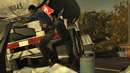 Omid Saves Lee