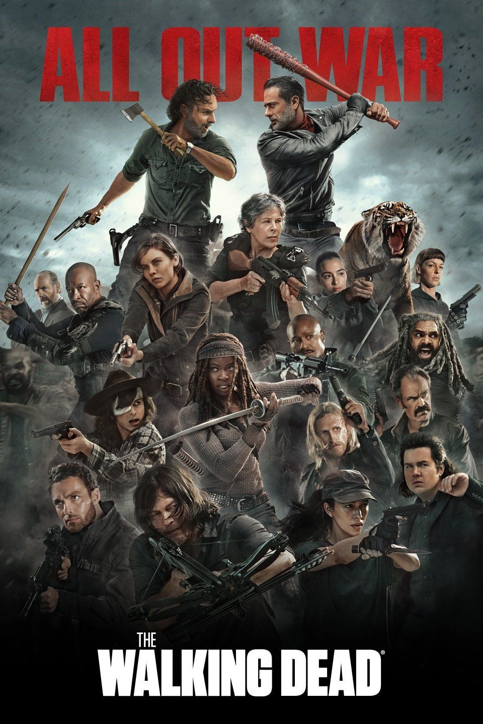 imdb the walking dead season 8 episode 13