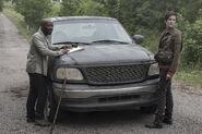 5x11 Morgan and Al hit a roadblock
