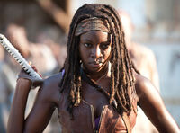 Michonne Say The Word 2