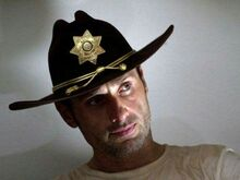 TWD Rick S2 Hat