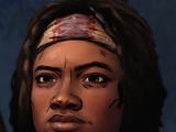 Michonne Hawthorne (Video Game)