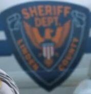 Linden County Sheriff logo