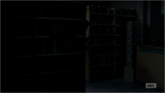 5x05 Shelves As Barricade