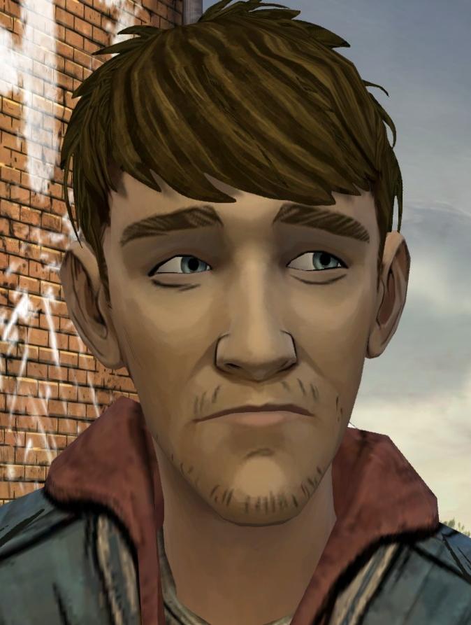 Ben Paul (Video Game) | Walking Dead Wiki | FANDOM powered by Wikia