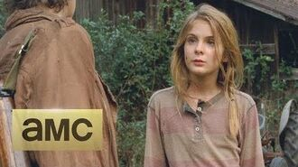 (SPOILERS) Talked About Scene Episode 414 The Walking Dead The Grove