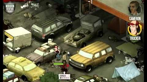 AMC's The Walking Dead Social Game Mission 25
