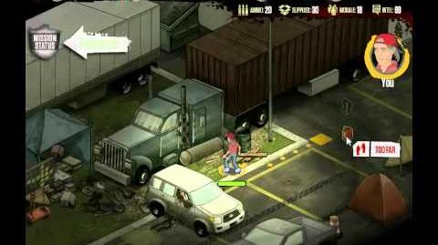 AMC's The Walking Dead Social Game Missions 1-3