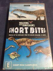 Walking With Dinosaurs Short Bites (Australian Release)