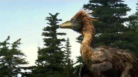 Dino Files Troodon Smarts Walking With Dinosaurs