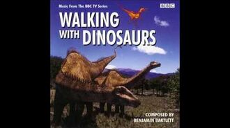 1 - Walking With Dinosaurs (Narrated By Kenneth Branagh)