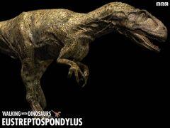 WWD Eustreptospondylus