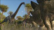 BA BrachiosaurusWithStegosaurus