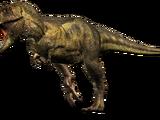 Tyrannosaurus/Generation 2