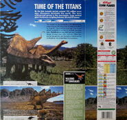 1999-Cornflakes-Walking-with-Dinosaurs-Time-of-the-Titans