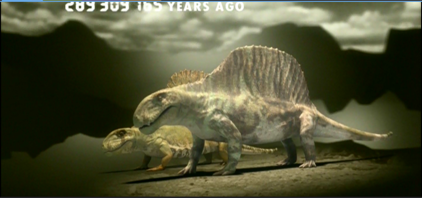 image synapsid evolotionpng walking with wikis