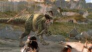 The lost world allosaurus