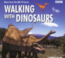 Walking with Dinosaurs CD (soundtrack)