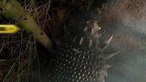 Dino Files Armored Ankylosaurs Walking With Dinosaurs