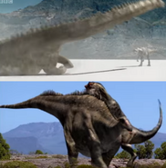 To Die For Diplodocus BBC