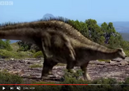 Diplodocus Disneyhorrid