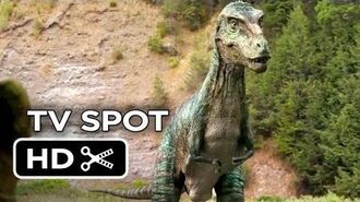 Walking With Dinosaurs 3D - TV SPOT - Buddies (2013) - CGI Movie HD