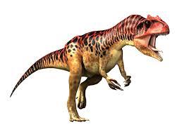 Allosaurus Wonderbook