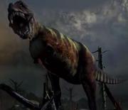 Tyrannosaurus rex wonderbook
