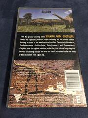 Walking With Dinosaurs Short Bites (Australian Backcover)