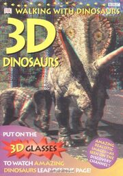 WWD USA 3D Dinosaur Book