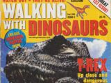 Walking With Dinosaurs magazine